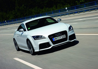 2012 Audi TT RS Price and Review