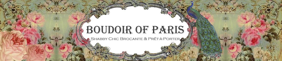 Boudoir of Paris