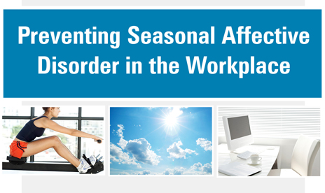 SAD, seasonal affective disorder, workplace,