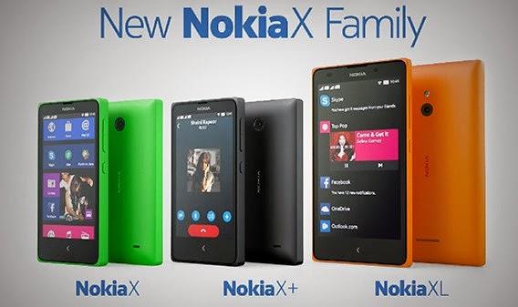 Daftar Harga Nokia Android Terbaru 2014