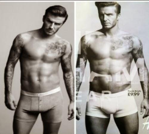 Obraz: David Beckham dla H&M - kolekcja bielizny 2012