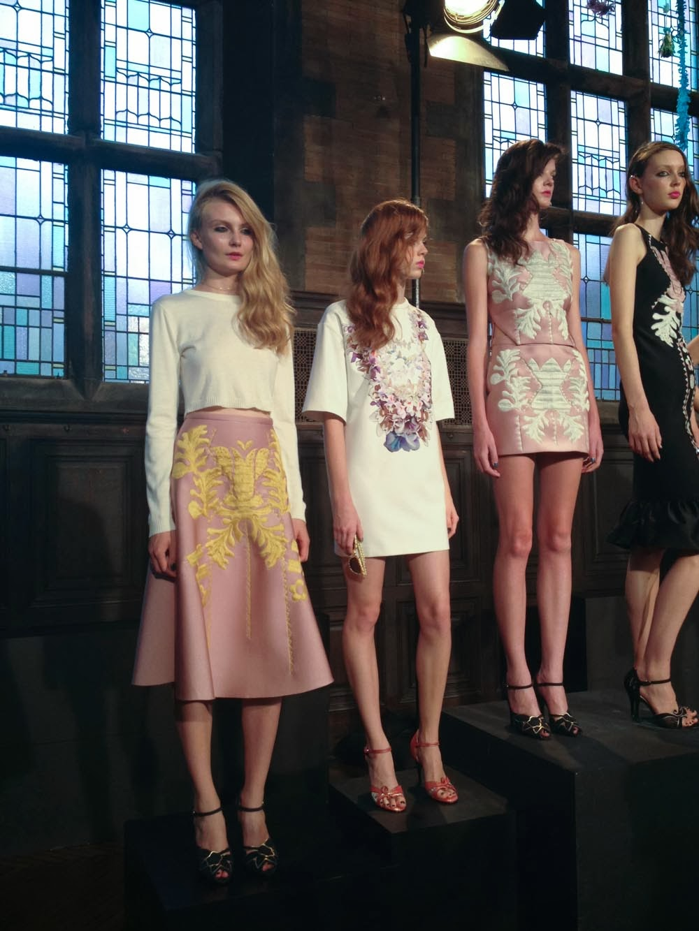 Cynthia Rowley Spring and Summer 2014 New York Fashion Week Collection