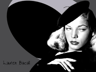 Lauren Bacall Lovely Wallpaper