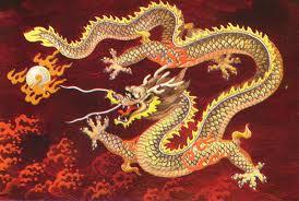 Gambar ular Naga api
