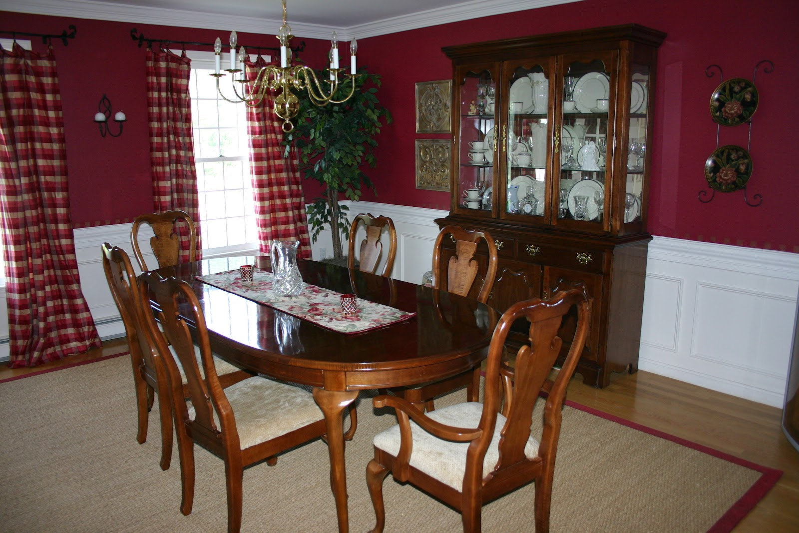 evolution of our dining room style shine your light