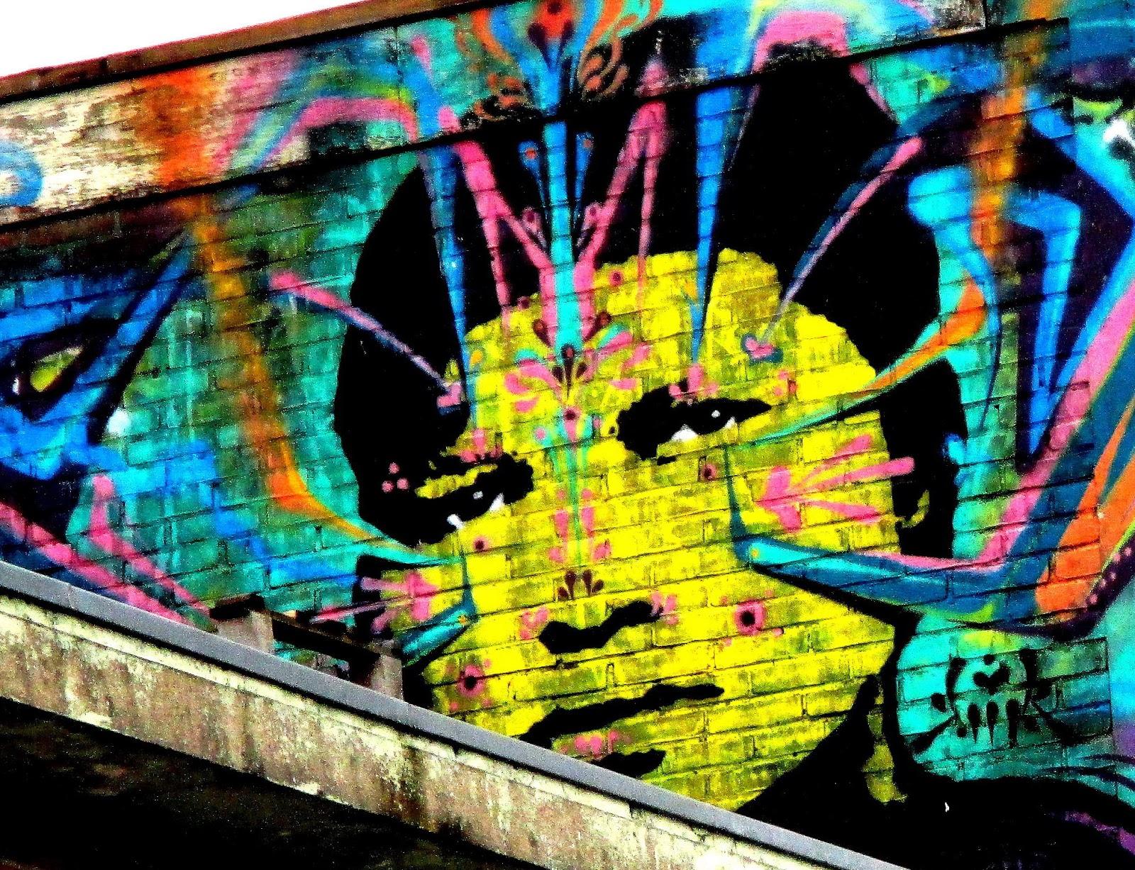 Wall paints muurschilderingen peintures murales trompe l for Peintures murales