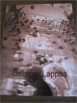 Γιώργος Λάππας, Biennale1990