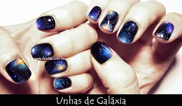Unhas de Galáxia