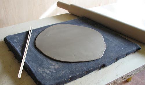 Masa ceramiczna - glina