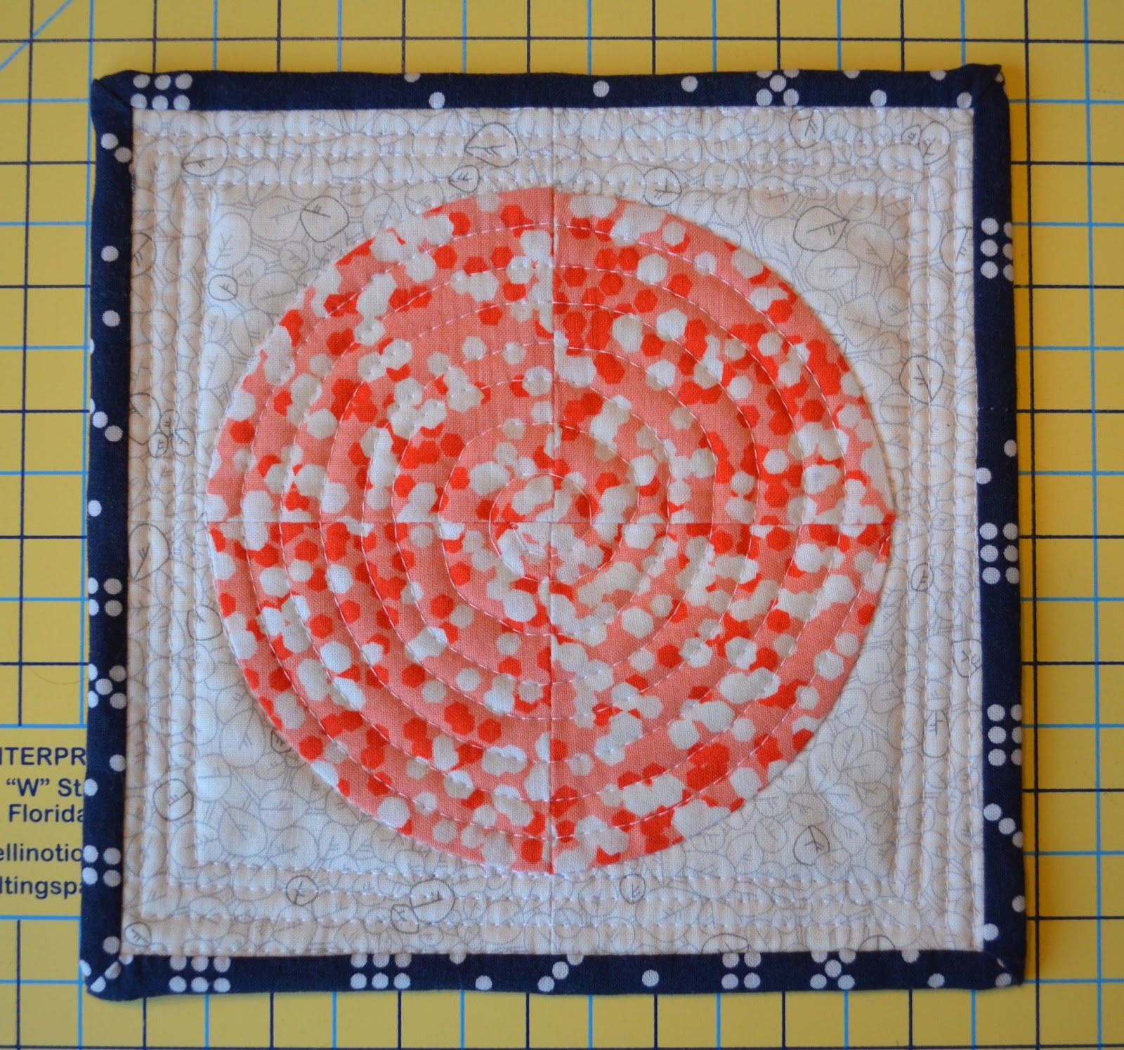 she can quilt: Single Fold Binding Tutorial : adding binding to quilt - Adamdwight.com