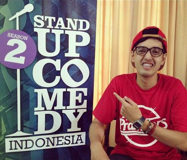 Kemal Palevi Stand Up Comedy Indonesia Season 2