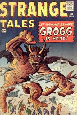 Strange Tales Grogg