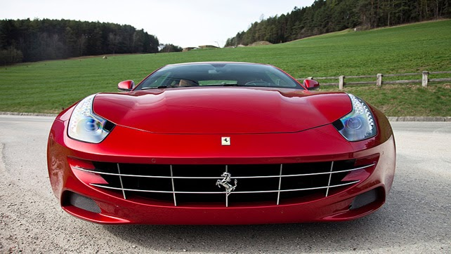 Ferrari Ff Meaning Four For Seats And 4 Pengers Could Be A Automobile That Has Been Launched By On March One