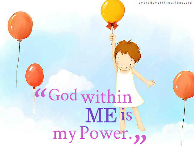 Affirmations for kids free4