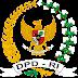 Logo DPR, MPR dan DPD RI