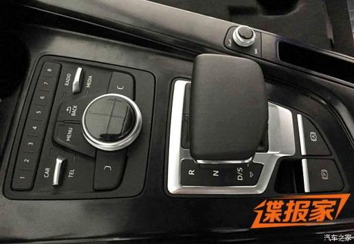 Interior Audi A4 B9