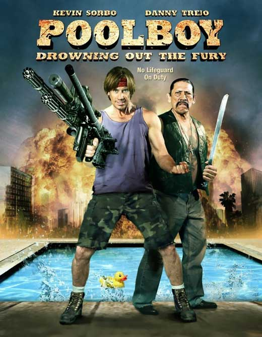 Ver Poolboy: Drowning Out the Fury (2011) Online