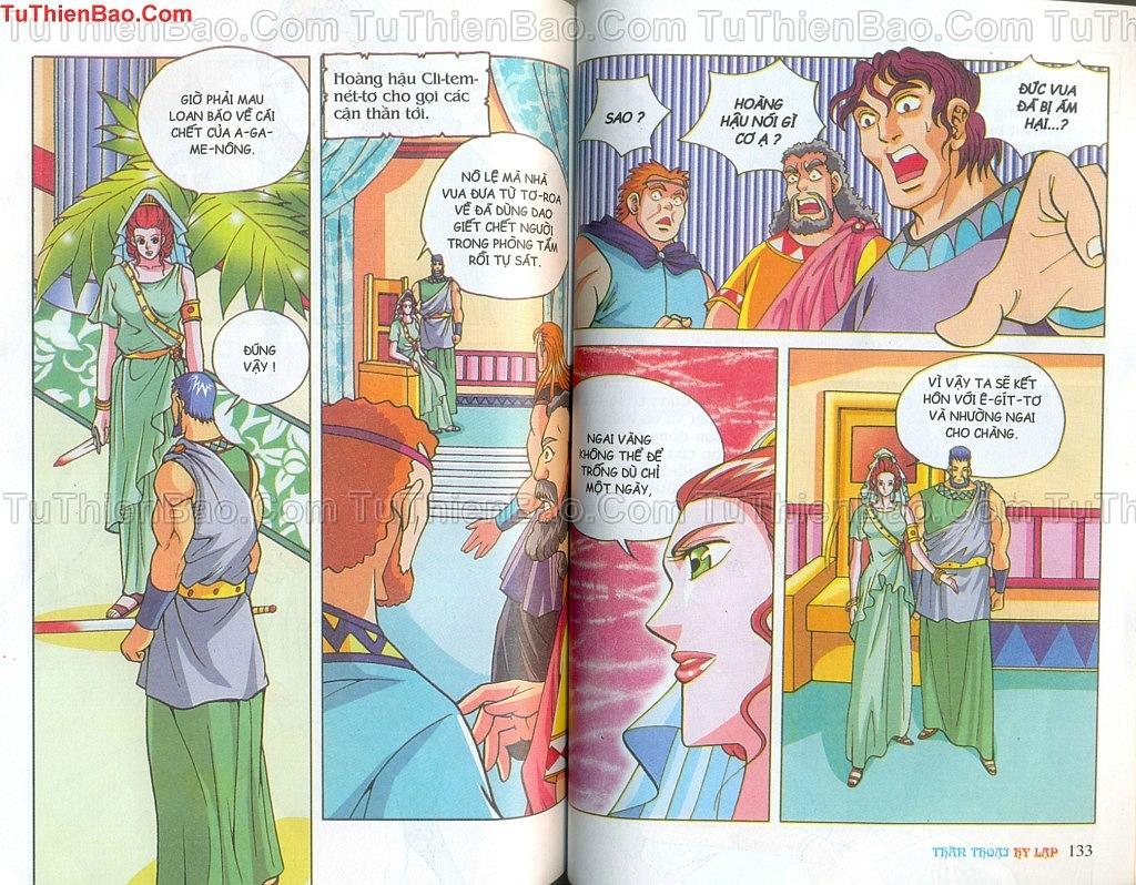 Thần thoại Hy Lạp Chapter 14 - Trang 65