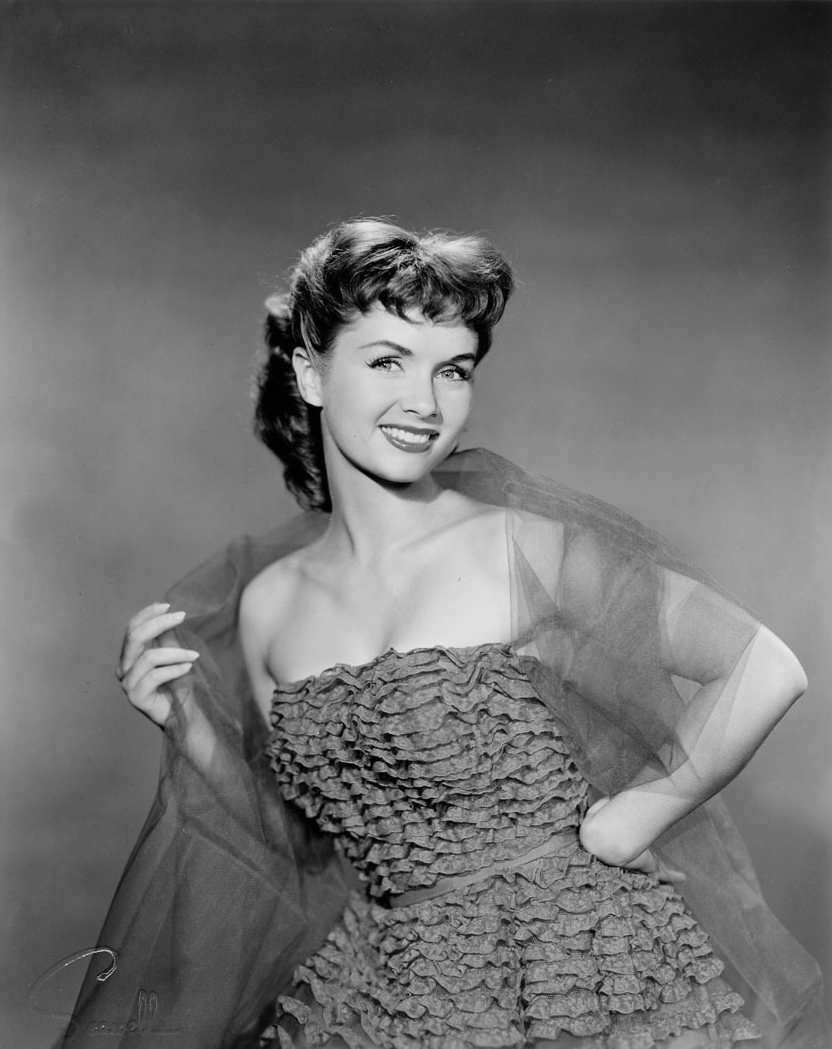 Young Debbie Reynolds It's The Pictures That...