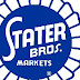 GE lights Stater Bros cold cases with linear LED fixtures