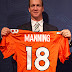 Indianapolis Colts says Good-Bye to Peyton Manning
