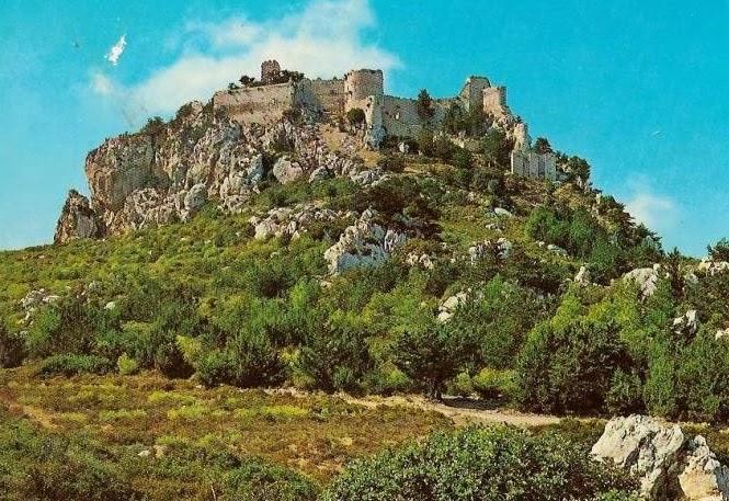 Kantara Kalesi Kıbrıs