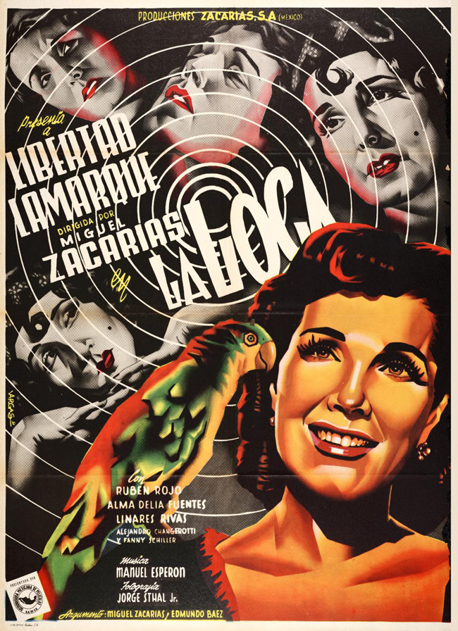 old mexican movie posters