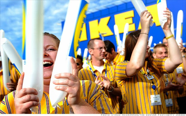 Bring Motivation In Employees; Increase The Wage Rate. IKEA Just Did This