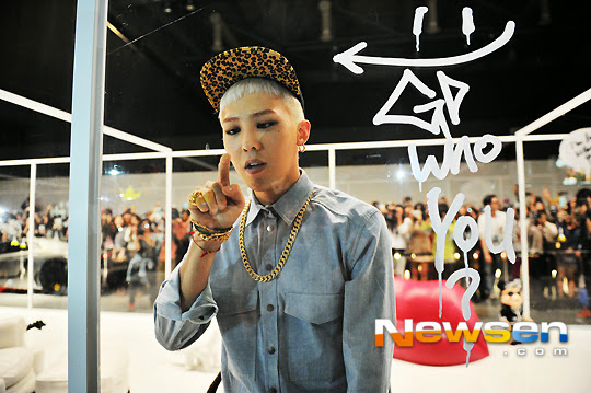 GDBB FOREVER ♕: [PIC] G-DRAGON ON WHO YOU MV FILMING @KINTEX ...