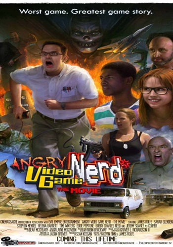 Angry Videogame Nerd DVDRip Subtitulado