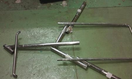 MATERIAL carrovela planos construccion handmade carrovelismo (similar a: blokart, windreamer, rinox, etc)