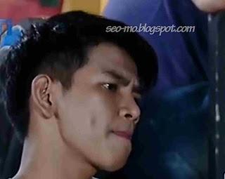 Foto (Iyan) Angga Putra di Sinetron Anak Jalanan