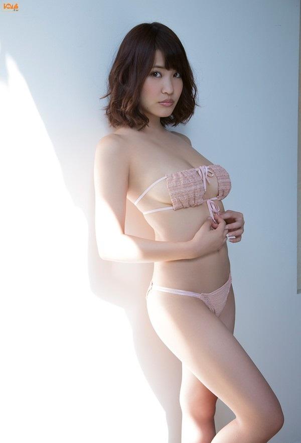 Ảnh gái đẹp HD Bỏng mắt áo tắm sexy Asuka Kishi 8