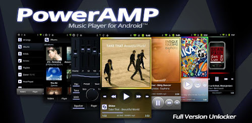 PowerAMP Music Player Android v2.0.10 Build 565 Full APK