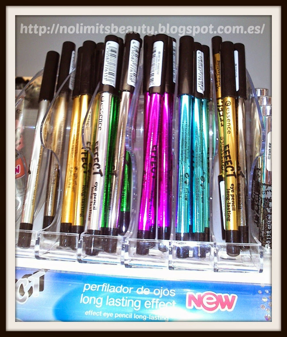 Novedades Essence: Effect Eye Pencil Long-Lasting