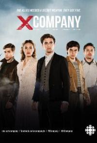 X Company Temporada 1 Poster