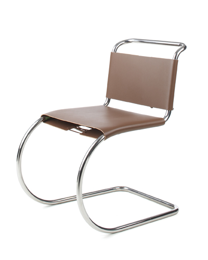 silla mr de mies van der rohe blog arquitectura y dise o. Black Bedroom Furniture Sets. Home Design Ideas