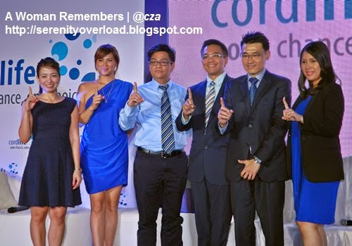 Cordlife Philippines, cord blood banking, stem cell, cord lining, facility launch, baby,