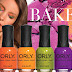 Orly: Baked collection summer 2014 - zoom and swatch