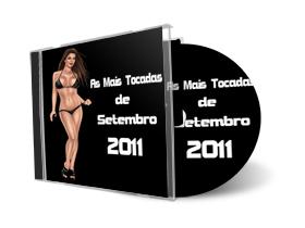 As Mais Tocadas de Setembro 2011