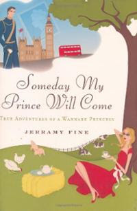 book cover someday prince