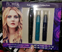 Eye Chubby Collection FLOWER gift set Xmas haul shopping holiday Ross