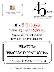HITo 8 DIBUJoS (13/05/16)