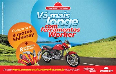 Concurso Cultural WORKER - Ferreira Costa