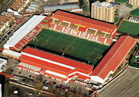 Stadion Ashton Gate Stadium