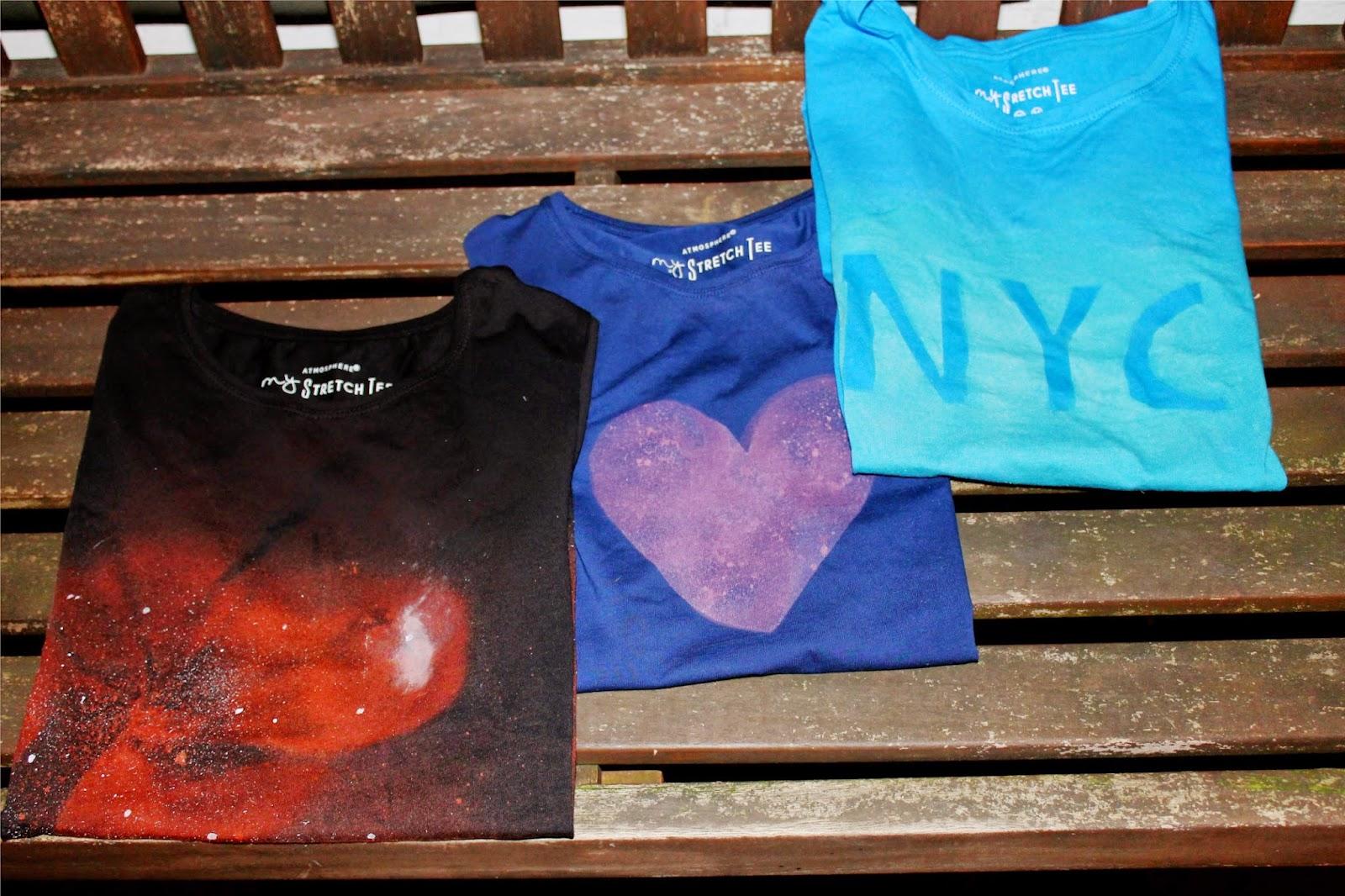 DIY Fashion: T-Shirts Bleachen