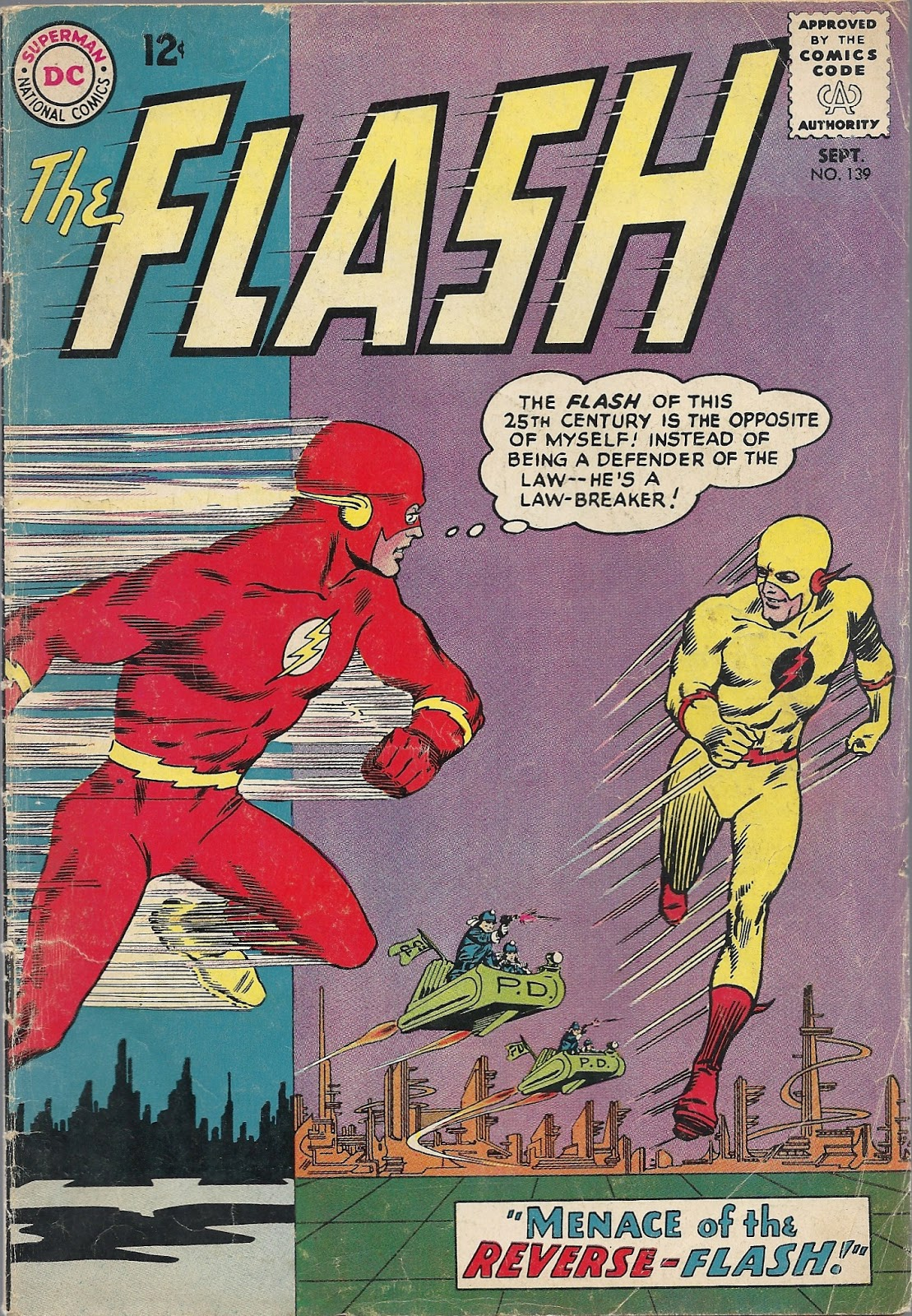 the signal watch  carmine infantino races into the infinite