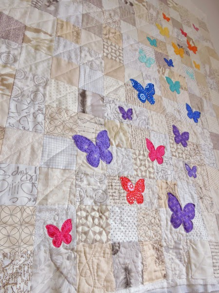 Blossom Heart Quilts | Shabby Fabrics Blogger Challenge