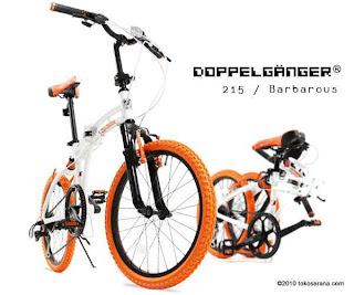 Daftar Harga Terbaru Sepeda Lipat Agustus-September 2013