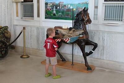 Merry Go Round Museum • Sandusky, Ohio